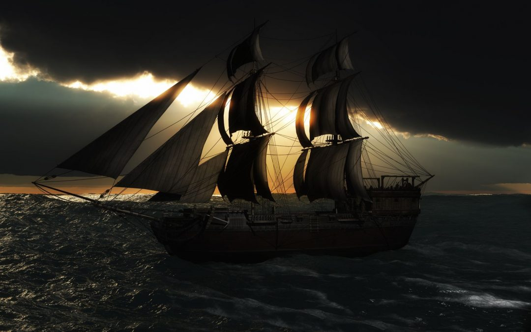 """Narrated version of Hodgson's """"Demons of the Sea"""""""